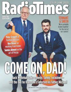 Radio Times – 13 June 2020