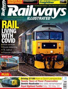 Railways Illustrated – July 2020