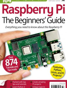 Raspberry Pi The Beginners' Guides – VOL 37, 2020