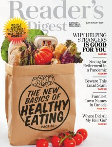 Reader's Digest Canada – July-August 2020