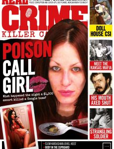 Real Crime – Issue 64, 2020