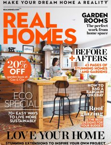 Real Homes – August 2020