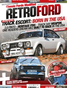Retro Ford – Issue 172 – July 2020