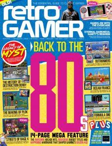 Retro Gamer UK – Issue 208, 2020