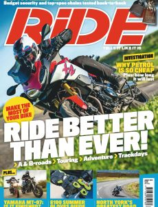 RiDE – August 2020