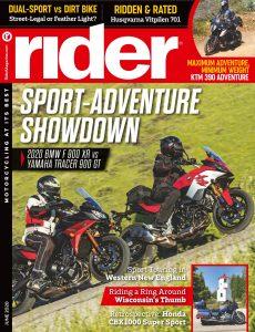 Rider Magazine – June 2020