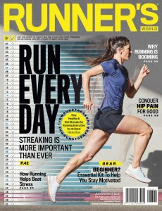 Runner's World South Africa – July-August 2020