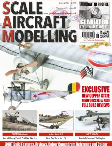 Scale Aircraft Modelling – June 2020