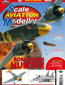 Scale Aviation Modeller International – July 2020