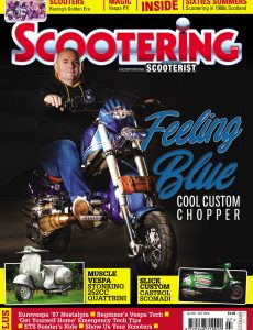 Scootering – July 2020