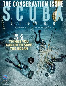 Scuba Diving – June 2020