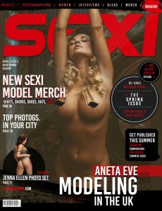Sexi Magazine – April 2019 (Spring Issue)