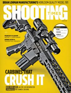 Shooting Times – August 2020