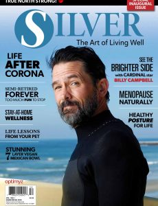 Silver The Art of Living Well – Vol 1 No 1 2020