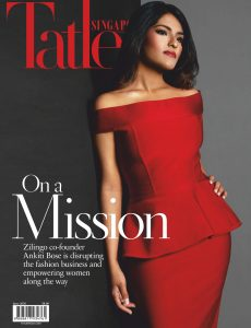 Singapore Tatler – June 2020