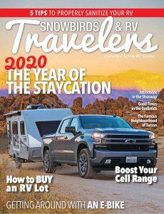 Snowbirds & RV Travelers – August 2020