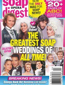 Soap Opera Digest – June 15, 2020