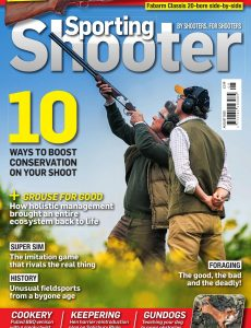 Sporting Shooter UK – August 2020