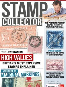 Stamp Collector – July 2020