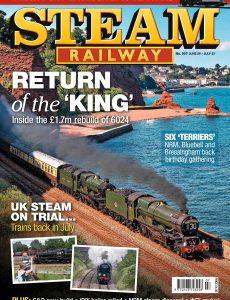 Steam Railway – 26 June 2020