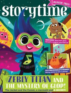 Storytime – June 2020