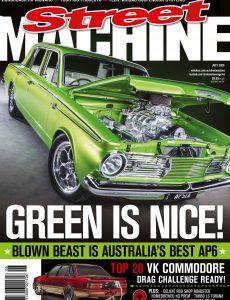 Street Machine Australia – July 2020
