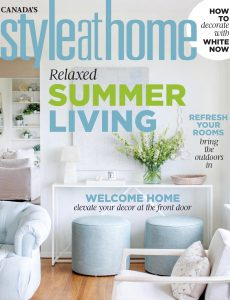 Style at Home Canada – June 2020