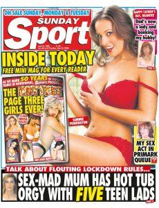 Sunday Sport – June 21, 2020