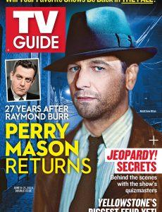 TV Guide – 08 June 2020