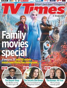 TV Times – 04 July 2020