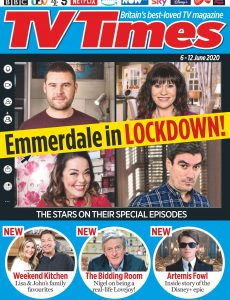 TV Times – 06 June 2020
