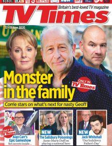 TV Times – 13 June 2020