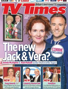 TV Times – 27 June 2020