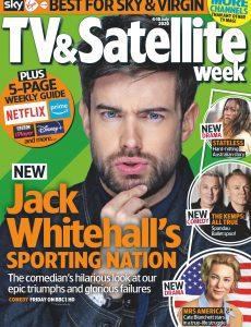 TV & Satellite Week – 04 July 2020
