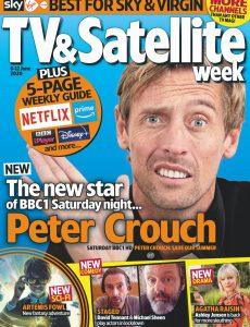 TV & Satellite Week – 06 June 2020