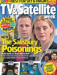TV & Satellite Week – 13 June 2020