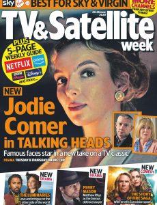 TV & Satellite Week – 20 June 2020