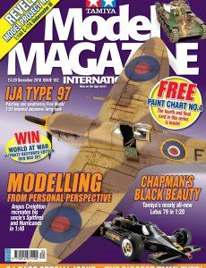Tamiya Model Magazine N 182 – December 2010