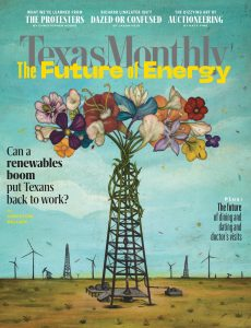 Texas Monthly – July 2020