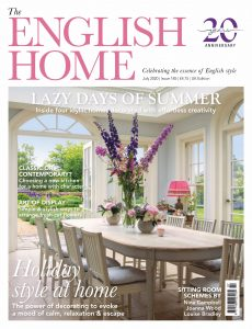 The English Home – July 2020