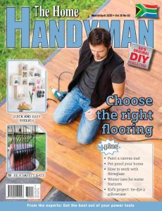 The Home Handyman – March-April 2020