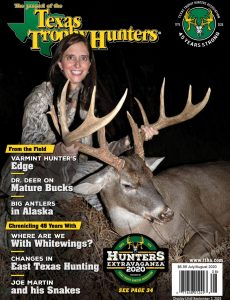 The Journal of the Texas Trophy Hunters – July-August 2020