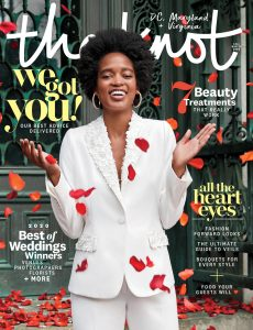 The Knot DC & Maryland Weddings Magazine – Fall-Winter 2020