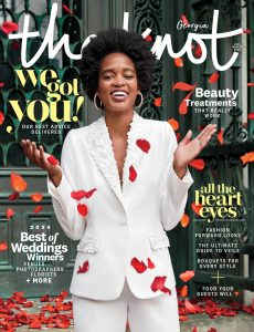 The Knot Georgia Weddings Magazine – Fall-Winter 2020