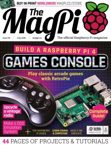 The MagPi – July 2020