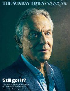 The Sunday Times Magazine – 28 June 2020