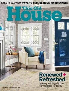 This Old House – July-August 2020