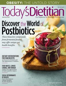 Today's Dietitian – June-July 2020