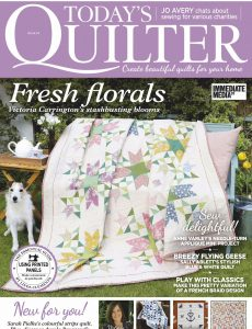 Today's Quilter – July 2020