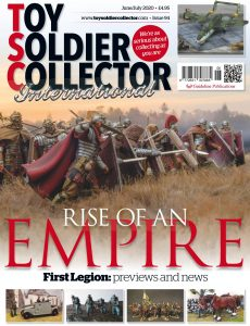 Toy Soldier Collector International – Issue 94 – June-July 2020